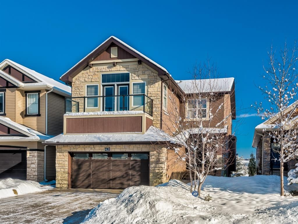Main Photo: 42 Chaparral Valley Grove SE in Calgary: Chaparral Detached for sale : MLS®# A1066716