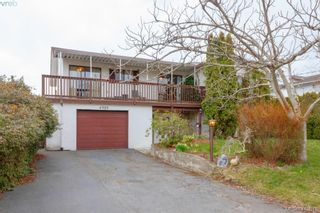 Photo 1: 4389 Columbia Dr in VICTORIA: SE Gordon Head House for sale (Saanich East)  : MLS®# 813897