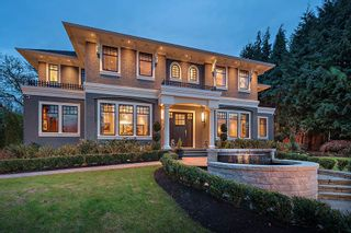 Photo 2: 4670 CONNAUGHT Drive in Vancouver: Shaughnessy House for sale (Vancouver West)  : MLS®# R2136447