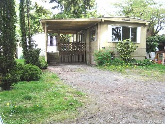 Main Photo: 53 1540 COWICHAN BAY ROAD in COWICHAN BAY: Z3 Cobble Hill Manufactured Home for sale (Duncan)  : MLS®# 606218