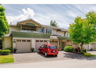 """Photo 2: 112 13888 70 Avenue in Surrey: East Newton Townhouse for sale in """"Chelsea Gardens"""" : MLS®# R2594142"""