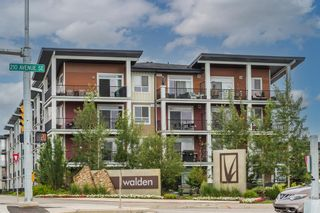 Photo 41: 314 30 Walgrove Walk SE in Calgary: Walden Apartment for sale : MLS®# A1127184
