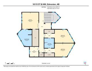 Photo 49: 16115 57 Street in Edmonton: Zone 03 House for sale : MLS®# E4224780