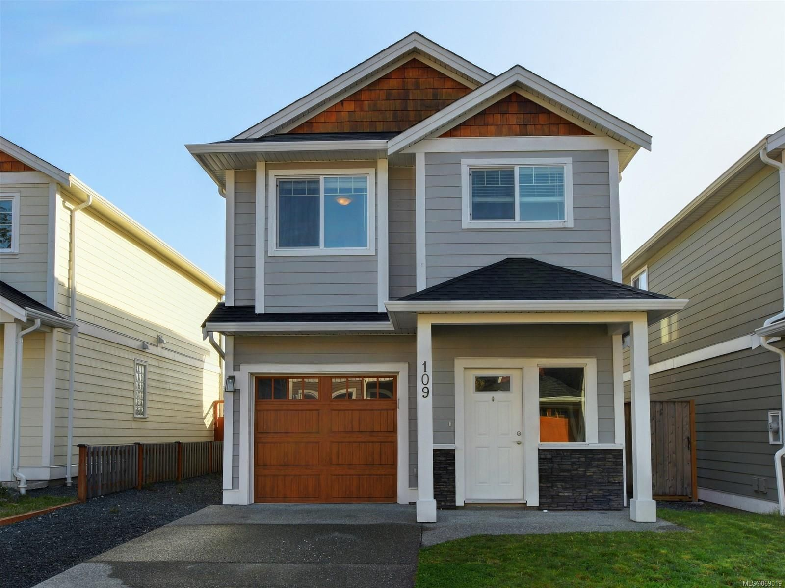 Main Photo: 109 2260 N Maple Ave in : Sk Broomhill House for sale (Sooke)  : MLS®# 869019