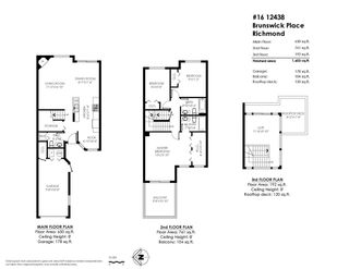 """Photo 20: 16 12438 BRUNSWICK Place in Richmond: Steveston South Townhouse for sale in """"BRUNSWICK GARGENS"""" : MLS®# R2432474"""