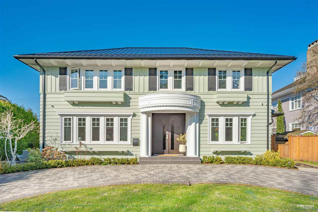 Main Photo: 1407 W 33RD Avenue in Vancouver: Shaughnessy House for sale (Vancouver West)  : MLS®# R2553390