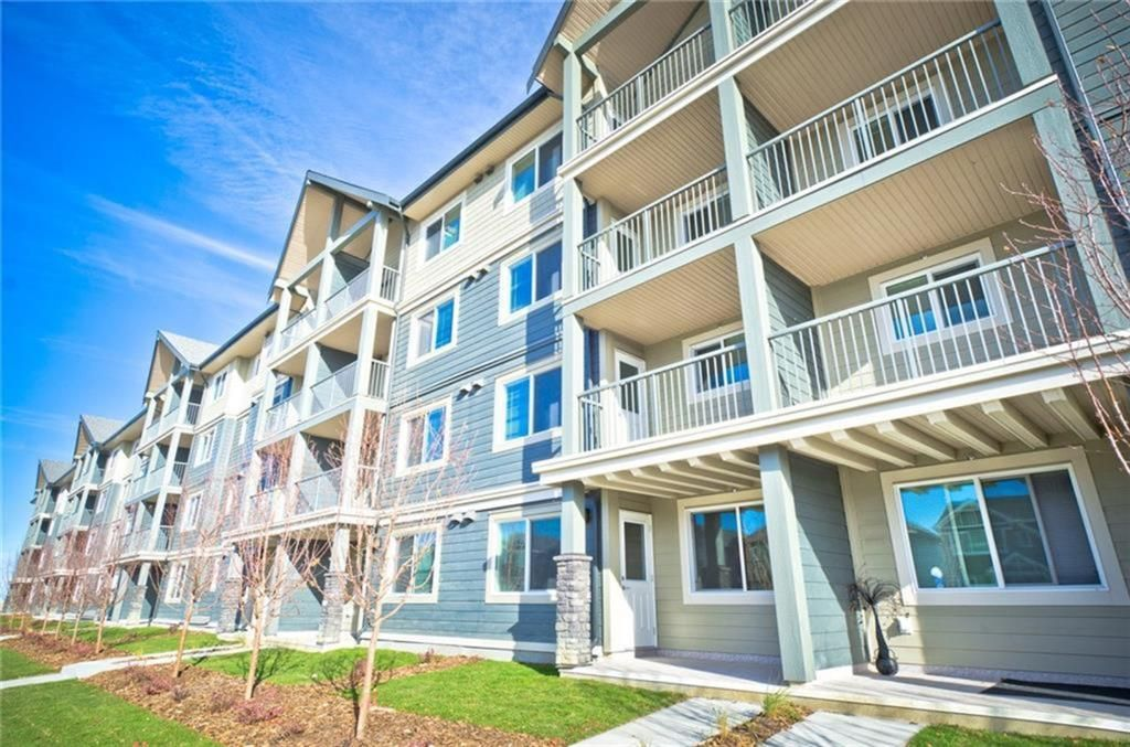 Main Photo: 3410 181 Skyview Ranch Manor NE in Calgary: Skyview Ranch Apartment for sale : MLS®# A1073053