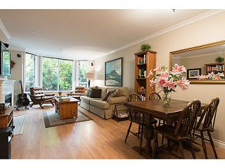 """Photo 1: 110 1230 HARO Street in Vancouver: West End VW Condo for sale in """"1230 Haro"""" (Vancouver West)  : MLS®# V1050586"""