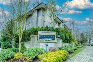 """Photo 2: 53 9229 UNIVERSITY Crescent in Burnaby: Simon Fraser Univer. Townhouse for sale in """"SERENITY"""" (Burnaby North)  : MLS®# R2523239"""