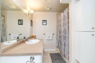 """Photo 34: 413 13900 HYLAND Road in Surrey: East Newton Townhouse for sale in """"Hyland Grove"""" : MLS®# R2589774"""