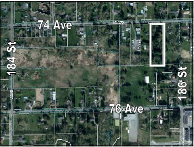 Main Photo: 18738 74 Ave in Surrey: Land for sale