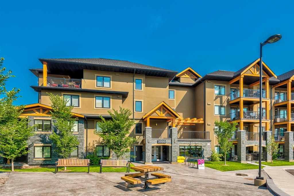 Main Photo: 2105 450 Kincora Glen Road NW in Calgary: Kincora Apartment for sale : MLS®# A1126797