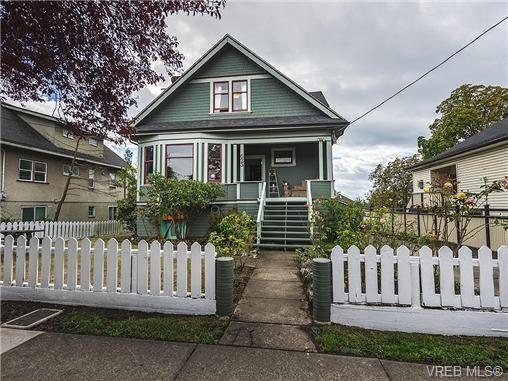 Main Photo: 623 Manchester Rd in VICTORIA: Vi Burnside House for sale (Victoria)  : MLS®# 711730