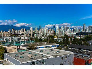 Photo 17: # 509 1635 W 3RD AV in Vancouver: False Creek Condo for sale (Vancouver West)  : MLS®# V1026731