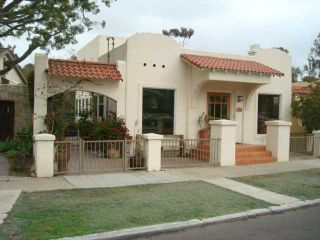 Photo 1: MISSION HILLS House for sale : 2 bedrooms : 2038 Fort Stockton Drive in San Diego
