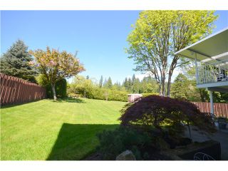 """Photo 10: 1861 CHALMERS Avenue in Port Coquitlam: Oxford Heights House for sale in """"OXFORD HEIGHTS"""" : MLS®# V1006805"""