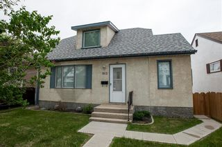 Photo 1: 1813 Notre Dame Avenue in Winnipeg: Brooklands Residential for sale (5D)  : MLS®# 202111739