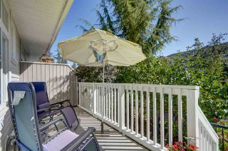 """Photo 22: 50 19480 66 Avenue in Surrey: Clayton Townhouse for sale in """"TWO BLUE II"""" (Cloverdale)  : MLS®# R2490979"""