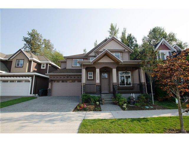 """Main Photo: 17358 3RD Avenue in Surrey: Pacific Douglas House for sale in """"Summer Field - Douglas Crossing"""" (South Surrey White Rock)  : MLS®# F1422324"""