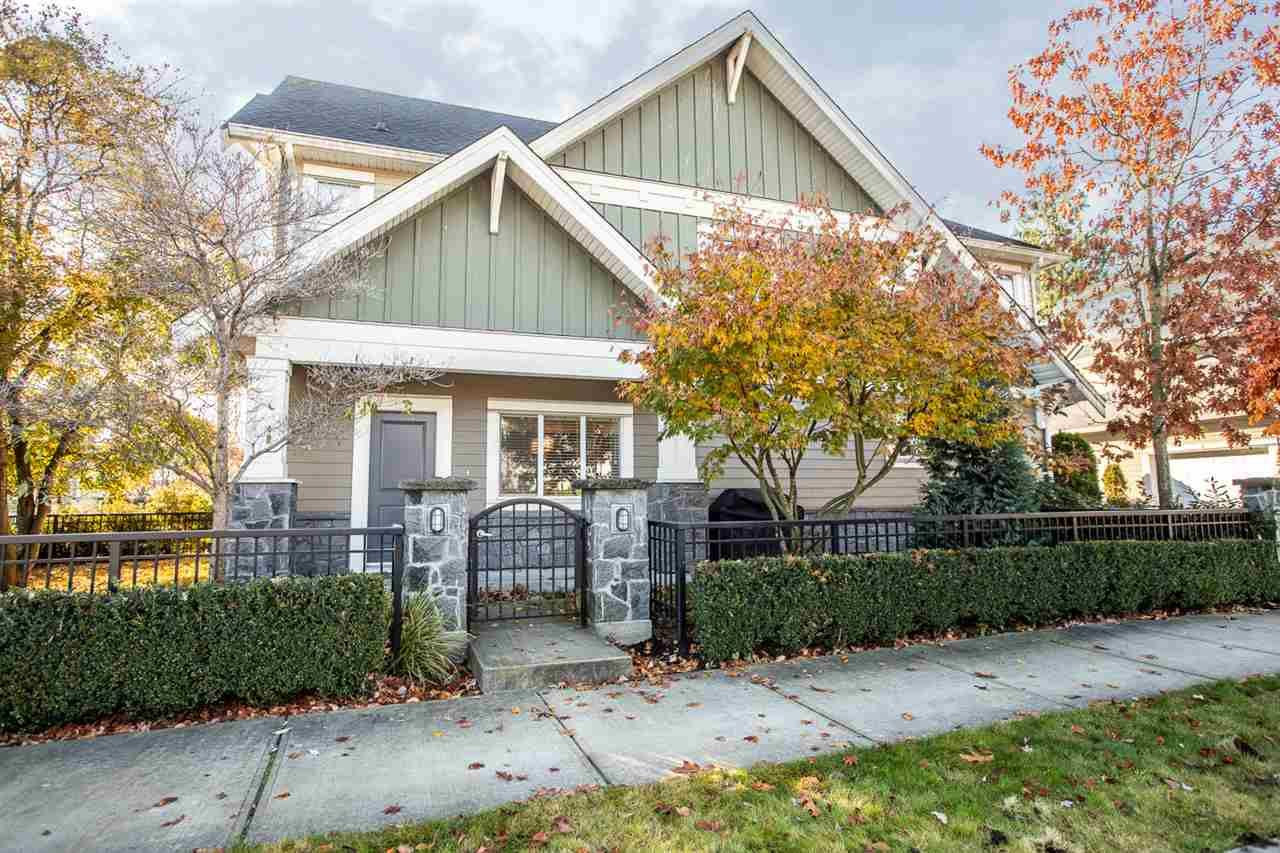 """Photo 14: Photos: 12 9888 KEEFER Avenue in Richmond: McLennan North Townhouse for sale in """"ALYSS"""" : MLS®# R2430454"""