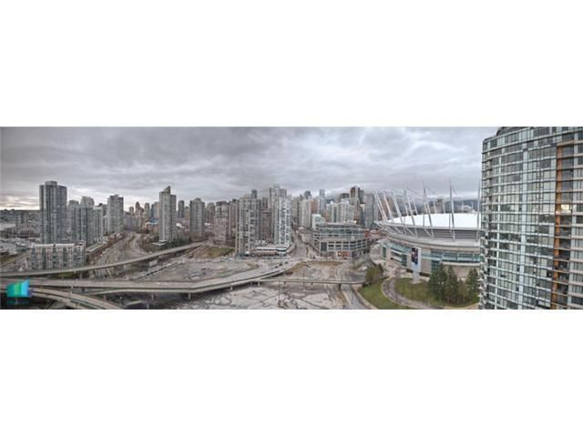 Main Photo: # 2601 918 COOPERAGE WY in Vancouver: Yaletown Condo for sale (Vancouver West)  : MLS®# V1000259