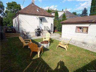 Photo 16: 528 Melbourne Avenue in WINNIPEG: East Kildonan Residential for sale (North East Winnipeg)  : MLS®# 1523099