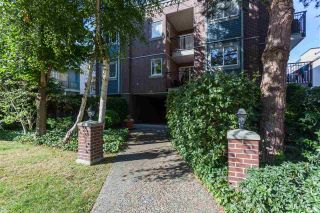 "Main Photo: 201 2239 W 1ST Avenue in Vancouver: Kitsilano Condo for sale in ""Ocean Gardens"" (Vancouver West)  : MLS® # R2208548"