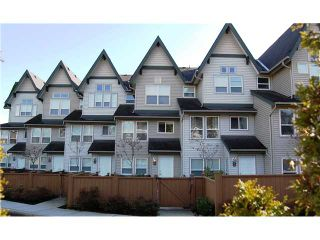 "Photo 1: # 4 -  1380 Citadel Drive in Port Coquitlam: Citadel PQ Townhouse for sale in ""CITADEL STATION"" : MLS®# V953185"