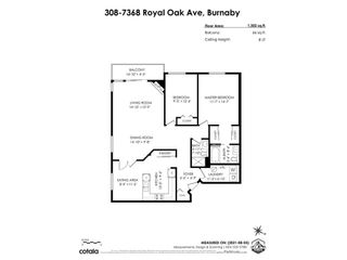 """Photo 34: 308 7368 ROYAL OAK Avenue in Burnaby: Metrotown Condo for sale in """"Parkview"""" (Burnaby South)  : MLS®# R2608032"""