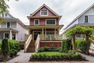 """Photo 2: 2 458 E 10TH Avenue in Vancouver: Mount Pleasant VE Townhouse for sale in """"Tremblay"""" (Vancouver East)  : MLS®# R2624910"""