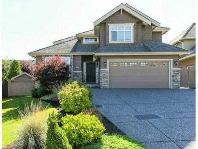 Main Photo: 3084 162ND ST in Surrey: Grandview Surrey House for sale (South Surrey White Rock)  : MLS®# F1307453
