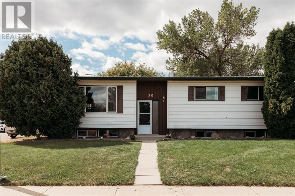 Main Photo: 39 Greenbrook Road in Brooks: House for sale : MLS®# A1146568