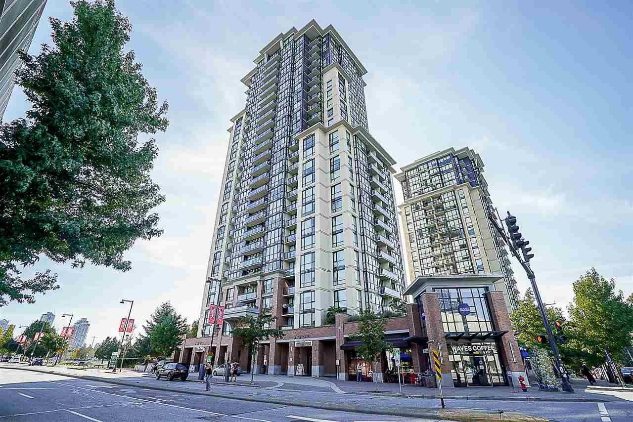 """Main Photo: 704 10777 UNIVERSITY Drive in Surrey: Whalley Condo for sale in """"CITY POINT TOWER 1"""" (North Surrey)  : MLS®# R2237495"""