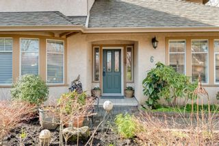 Photo 2: 6 2585 Sinclair Rd in : SE Cadboro Bay Row/Townhouse for sale (Saanich East)  : MLS®# 871149
