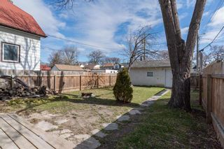 Photo 21: 305 Mountain Avenue in Winnipeg: North End Residential for sale (4C)  : MLS®# 202110789