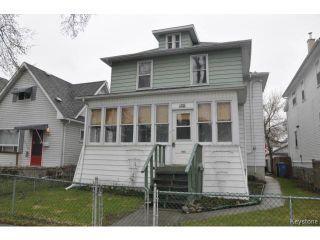 Photo 1: 159 Luxton Avenue in WINNIPEG: West Kildonan / Garden City Residential for sale (North West Winnipeg)  : MLS®# 1410226