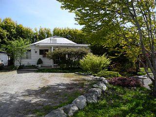 Photo 1: 5502 ORCHARD ST in Sechelt: Sechelt District House for sale (Sunshine Coast)  : MLS®# V1052391