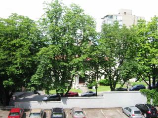 """Photo 7: 312 1445 MARPOLE Avenue in Vancouver: Fairview VW Condo for sale in """"Hycroft Towers"""" (Vancouver West)  : MLS®# V838480"""