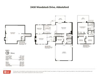 """Photo 20: 2416 WOODSTOCK Drive in Abbotsford: Abbotsford East House for sale in """"McMillan"""" : MLS®# R2446042"""