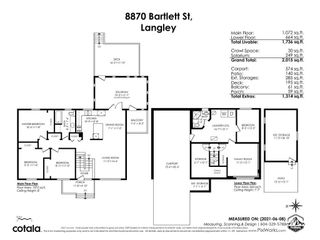 Photo 34: 8870 BARTLETT Street in Langley: Fort Langley House for sale : MLS®# R2591281