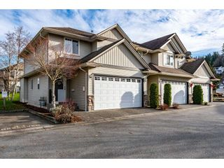 "Photo 1: 171 46360 VALLEYVIEW Road in Chilliwack: Promontory Townhouse for sale in ""Apple Creek"" (Sardis)  : MLS®# R2521746"