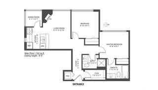 """Photo 25: 1106 1068 HORNBY Street in Vancouver: Downtown VW Condo for sale in """"The Canadian at Wall Centre"""" (Vancouver West)  : MLS®# R2485432"""