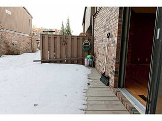 Photo 20: 20 287 SOUTHAMPTON Drive SW in CALGARY: Southwood Townhouse for sale (Calgary)  : MLS®# C3592559