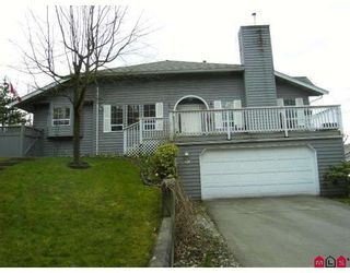 """Photo 1: 46 21848 50TH Avenue in Langley: Murrayville Townhouse for sale in """"CEDAR COURT"""" : MLS®# F2907281"""