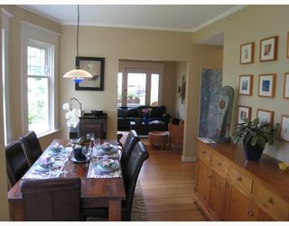 Photo 4: 1996 W 13TH Avenue in Vancouver: Kitsilano House for sale (Vancouver West)  : MLS®# V730846