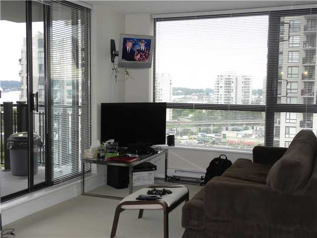 """Photo 3: Photos: 608 813 AGNES Street in New Westminster: Downtown NW Condo for sale in """"NEWS"""" : MLS®# V892925"""