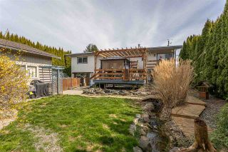 Photo 33: 10027 FAIRBANKS Crescent: House for sale in Chilliwack: MLS®# R2560743