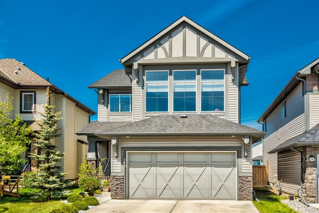 Main Photo: 7 KINGSTON View SE: Airdrie Detached for sale : MLS®# A1109347