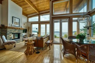 """Photo 4: 6499 WILDFLOWER Place in Sechelt: Sechelt District House for sale in """"Wakefield - Second Wave"""" (Sunshine Coast)  : MLS®# R2557293"""