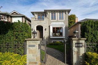 Main Photo: 6338 LABURNUM Street in Vancouver: Kerrisdale House for sale (Vancouver West)  : MLS®# R2620165